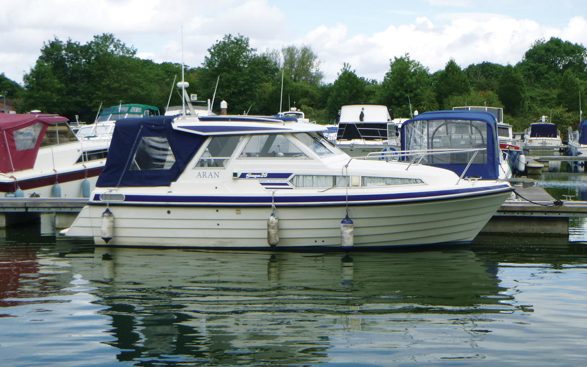 secondhand-boat-buyers-guide-best-under-40000-Saga-26-exterior
