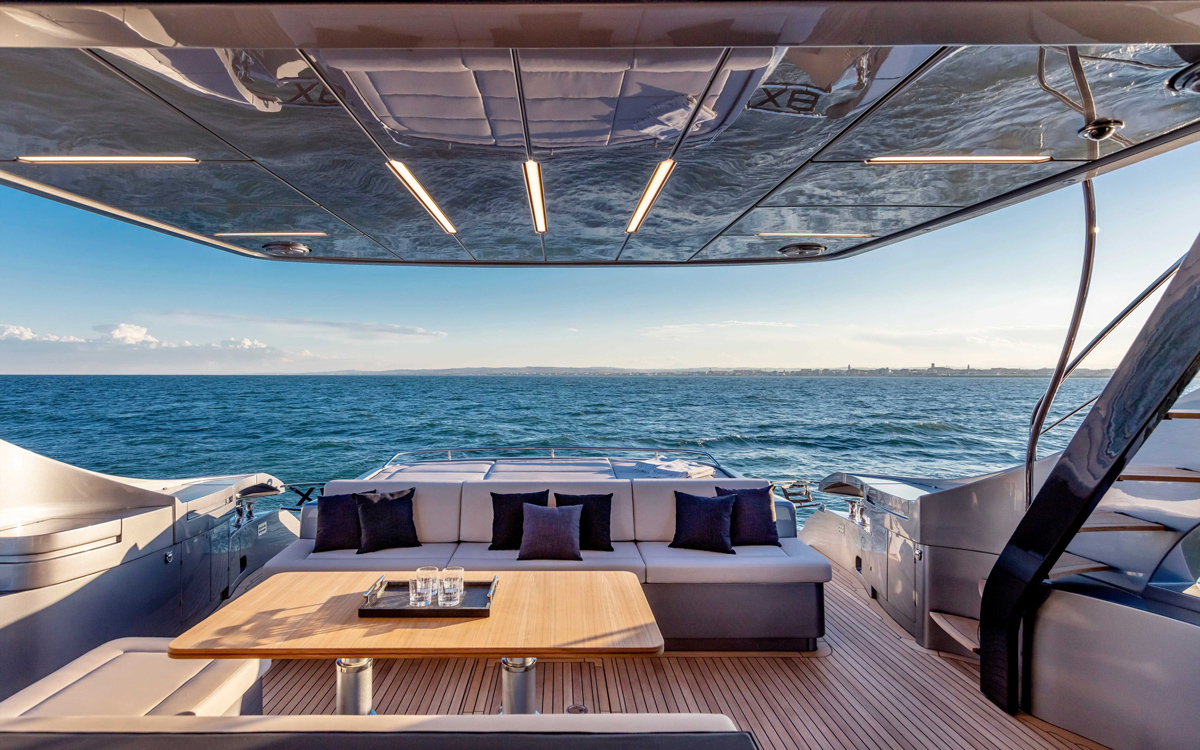 Pershing-8X-yacht-test-review-cockpit-aft