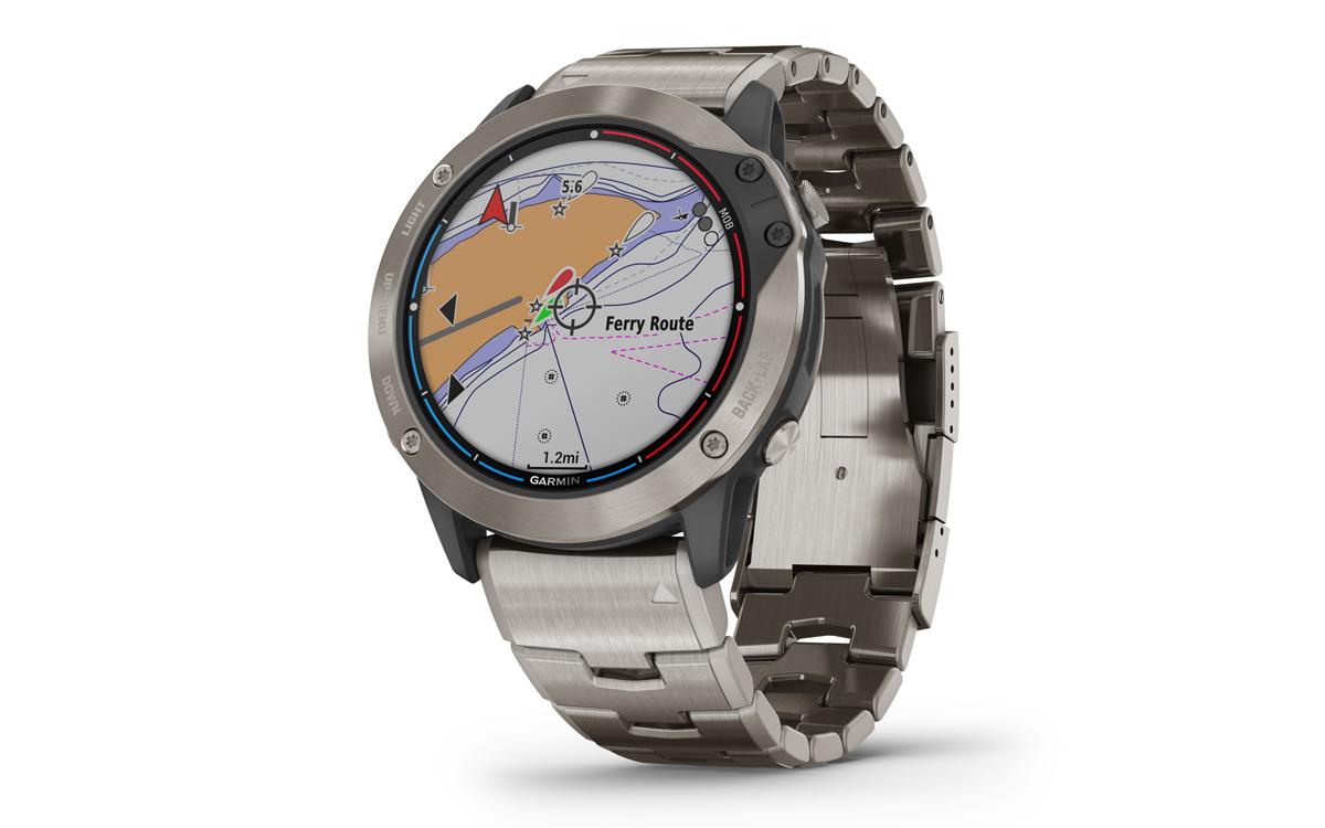 garmin-Quatix-6-X-solar-boating-smart-watch-review-navigation