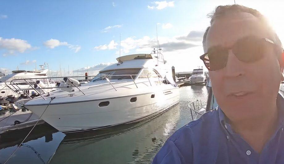 princess-430-yacht-tour-video-aquaholic