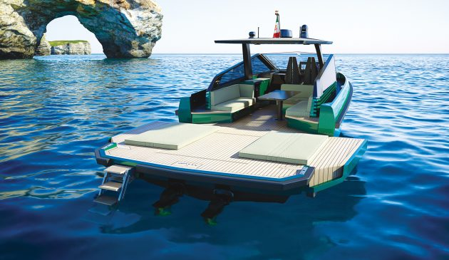 Wallytender 43 first look: Italian icon introduces new entry level model