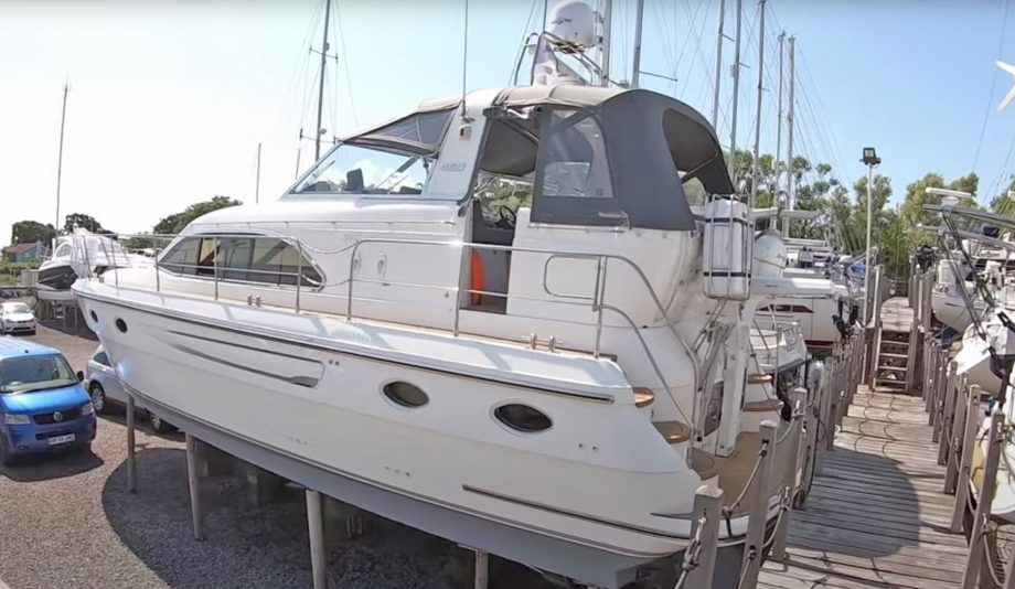 broom-450-yacht-tour-video