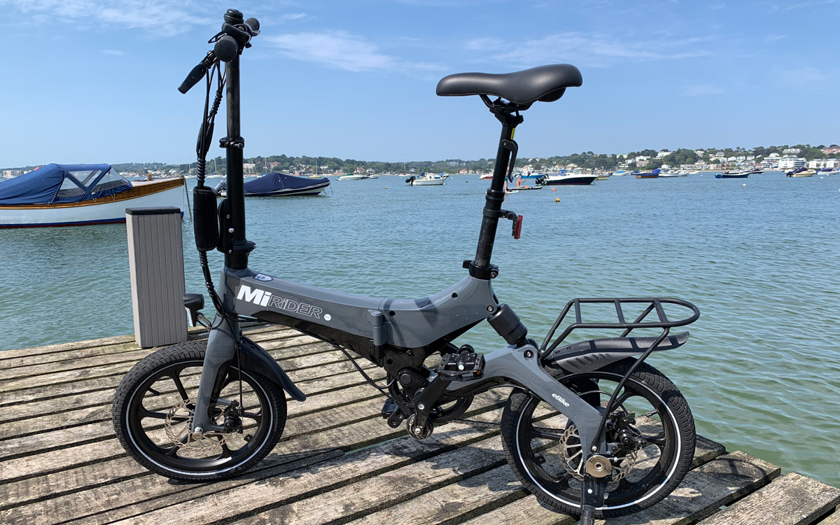 christmas-gifts-boaters-MiRider-One-folding-electric-bike