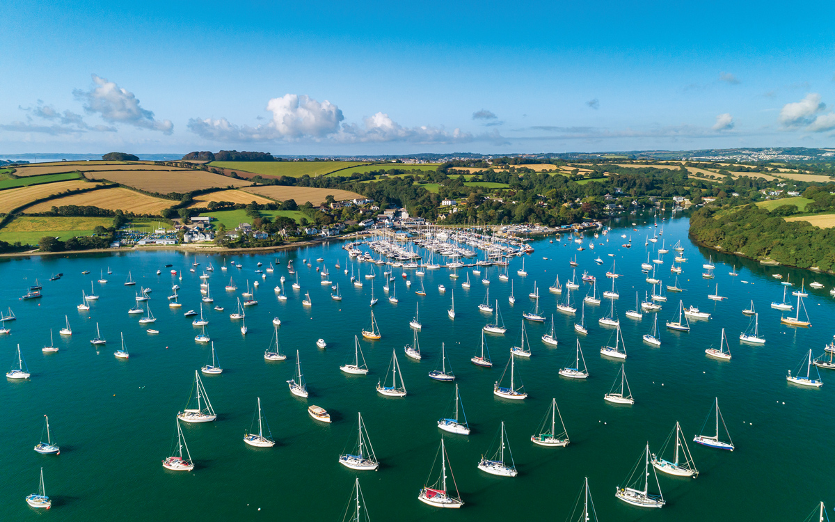 cruising-falmouth-cornwall-berths-Mylor-Yacht-Harbour
