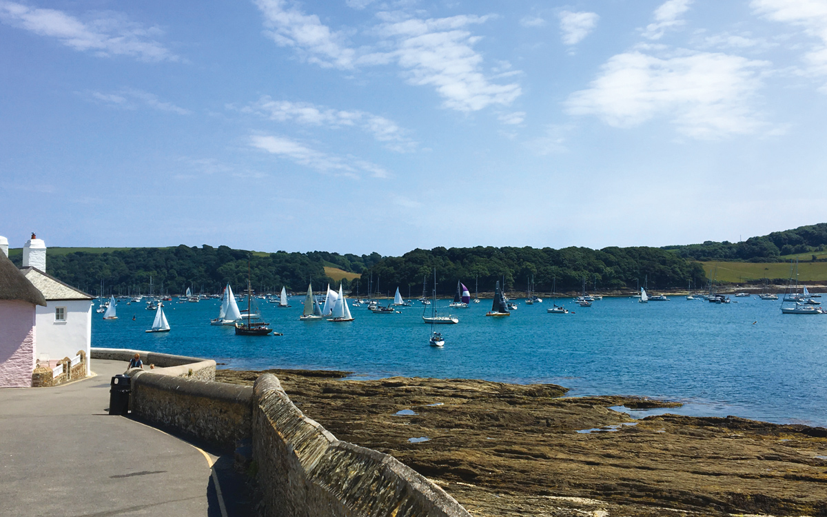 cruising-south-west-england-Falmouth-St-Mawes-credit-Sheeleagh-Lyons