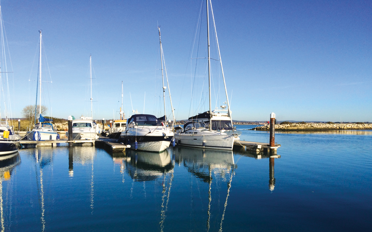 cruising-south-west-england-Northney-marina-credit-Sheeleagh-Lyons