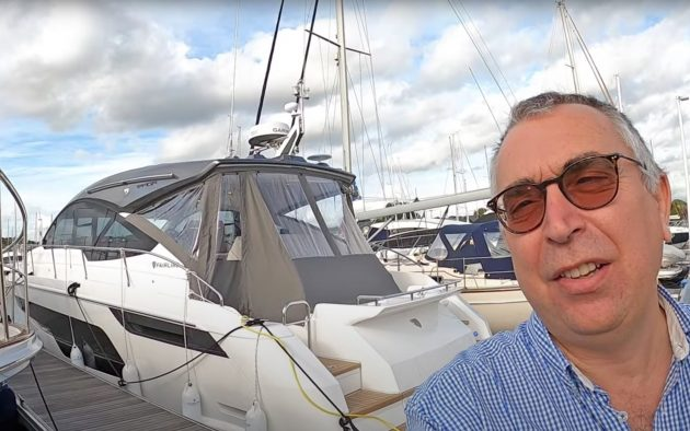 Fairline Targa 48 used boat report: This hardtop cruiser hails from a golden era