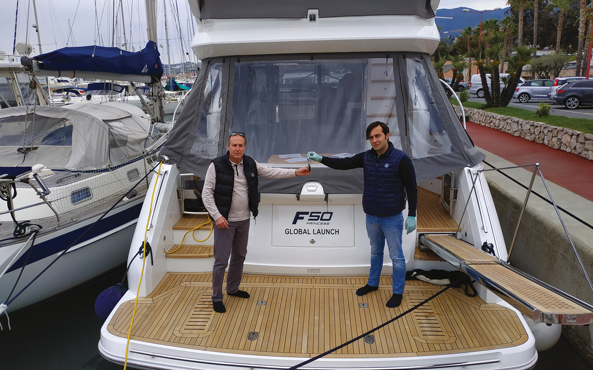 princess-f50-owners-yacht-buying-advice-handover