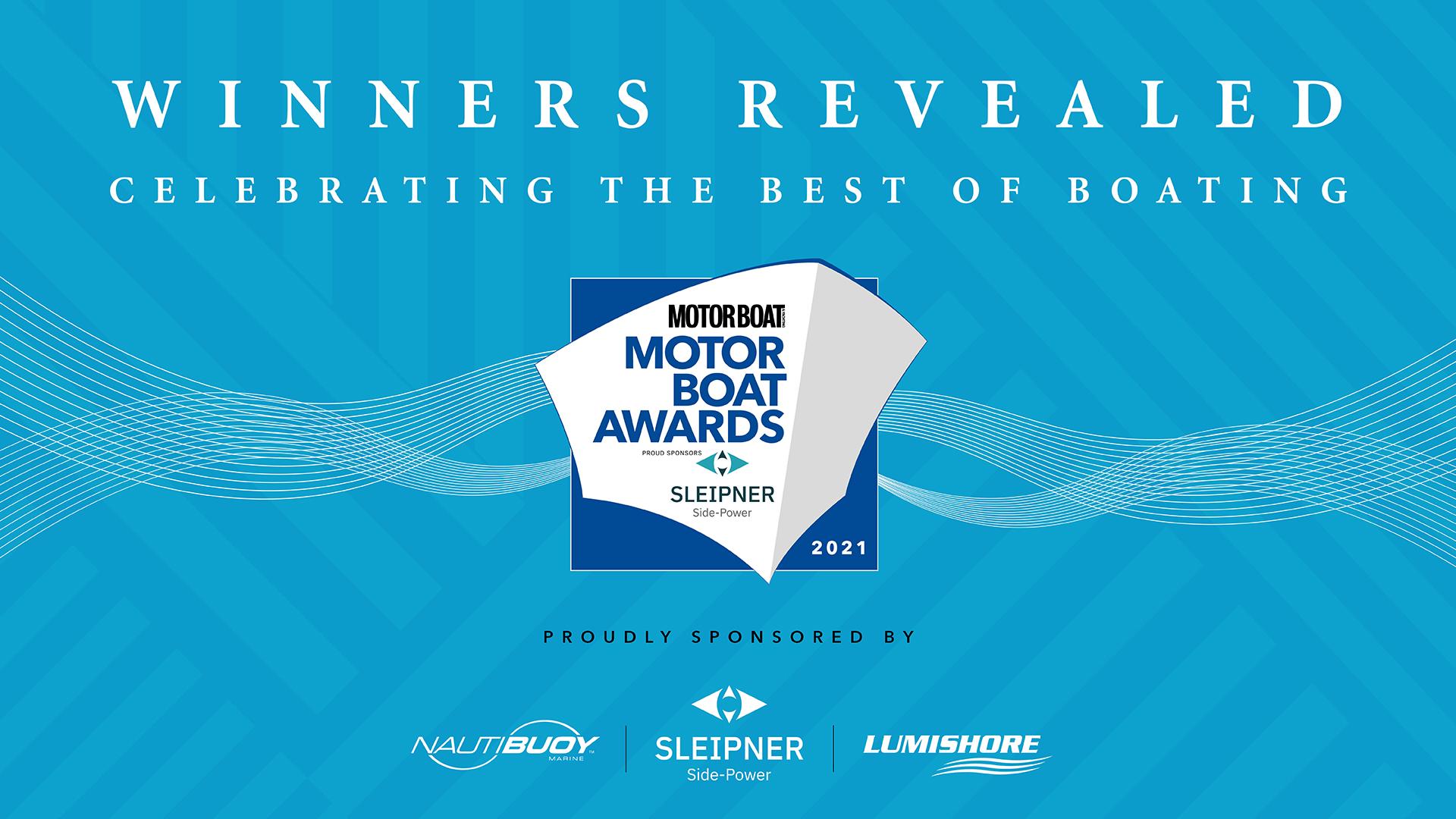 Winners of the 2021 Motor Boat Awards revealed