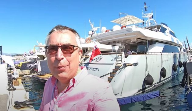Guy Couach 35m tour: This €2m superyacht is a thing of rare beauty