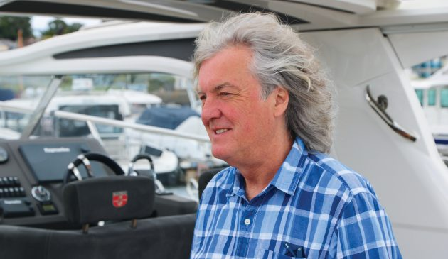 James May's boat: Why Captain Slow bought a surprisingly fast Marex 310