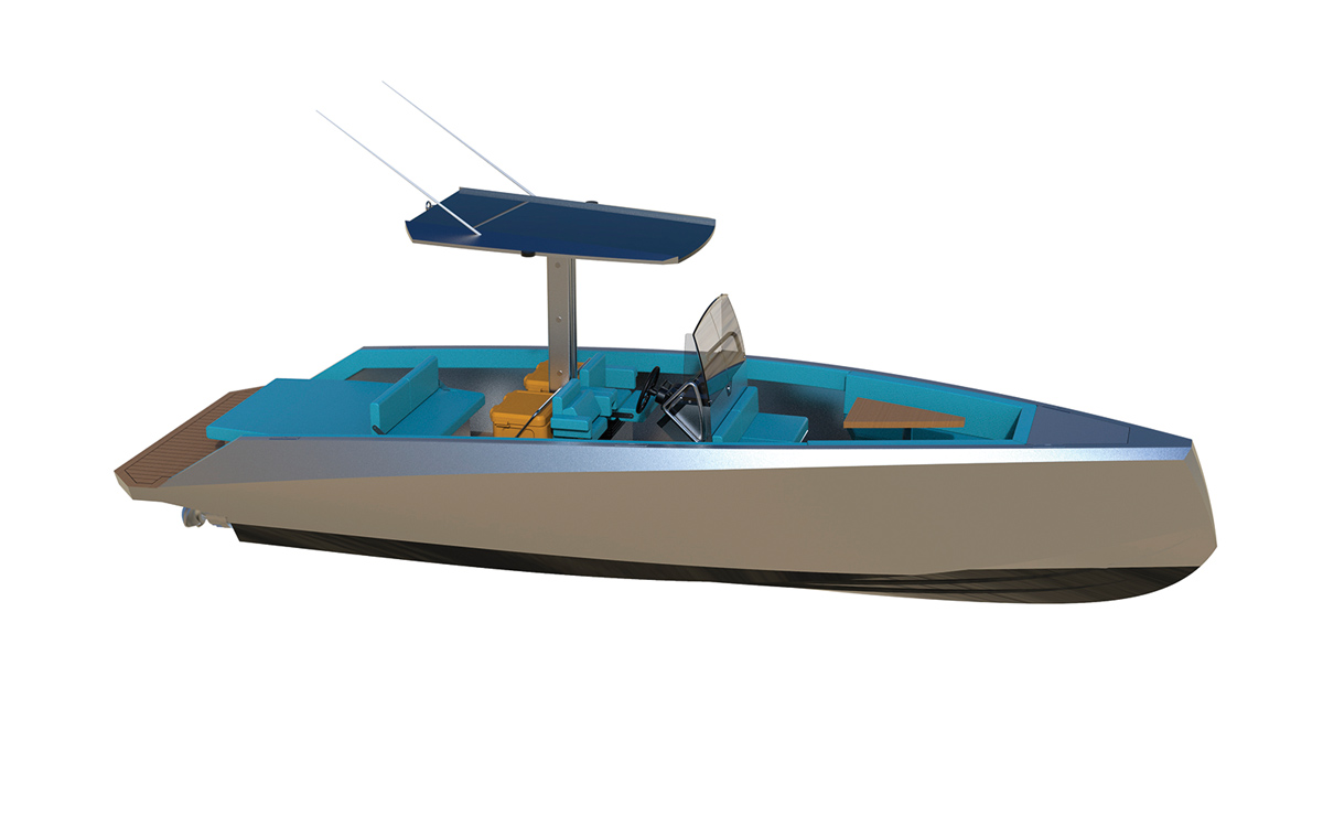 pixii-75-electric-boat-rendering