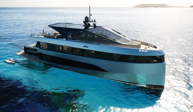 Wally WHY200: Radical design is the biggest yacht under 24m so far