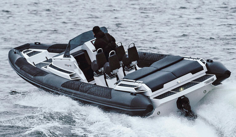 Fugu 29 first look: Diesel performance RIB promises 60-knot thrills
