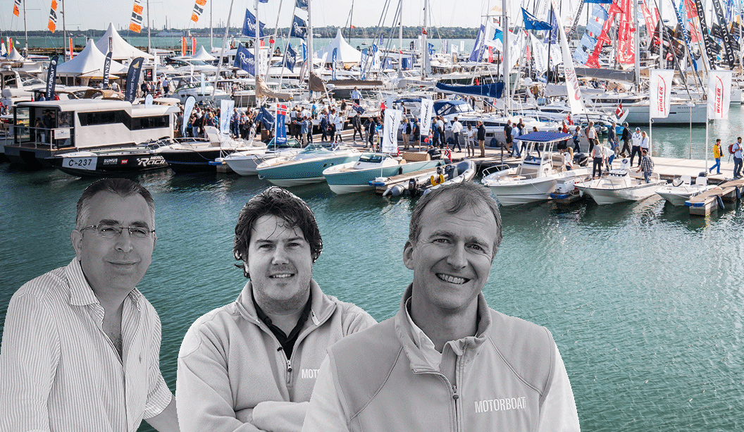 How we got into boating: Hugo, Jack and Nick share their earliest boating memories