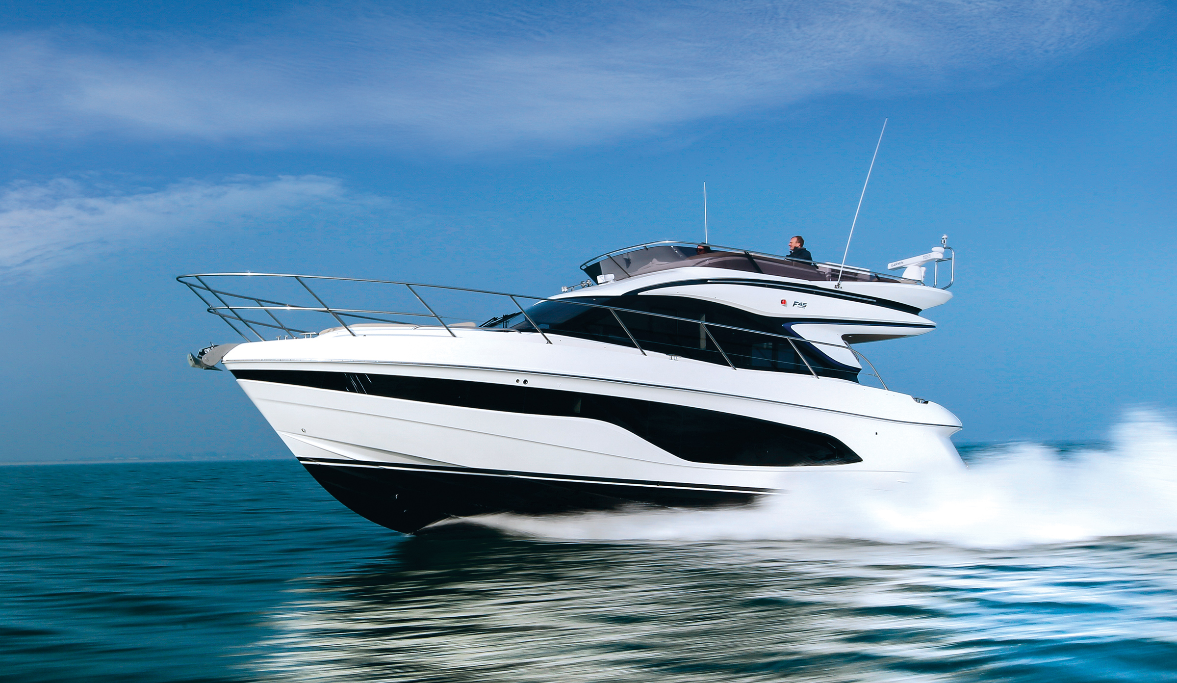 Princess F45 review: Could this be Princess's best flybridge yacht yet?
