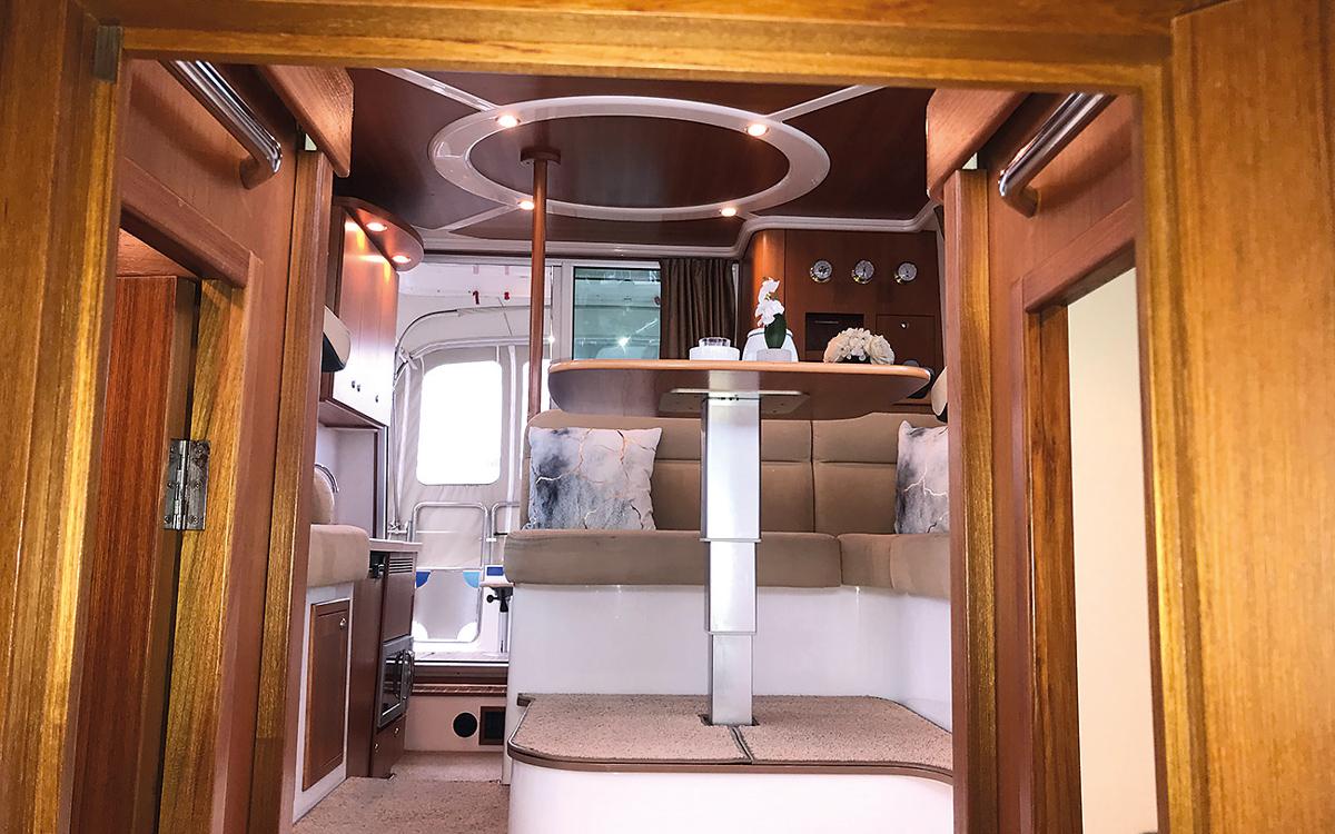 best-40ft-flybridge-yacht-for-sale-nordstar-40-interior