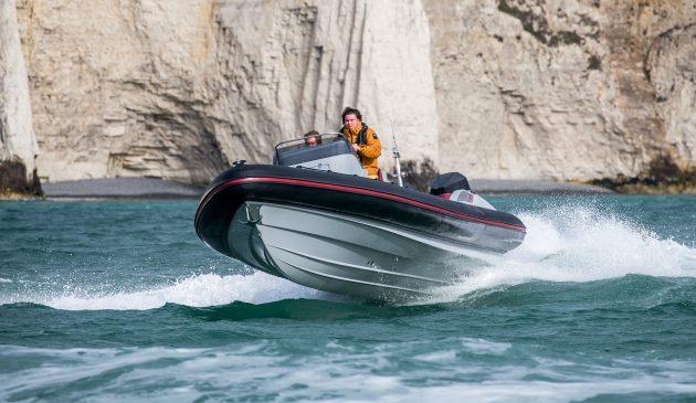 Cobra Nautique 9.2m review: £185k British RIB vs big offshore waves