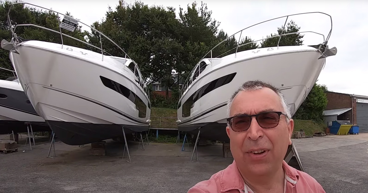 Fairline Targa 48 yacht tour: Should you choose the GT or Open version?