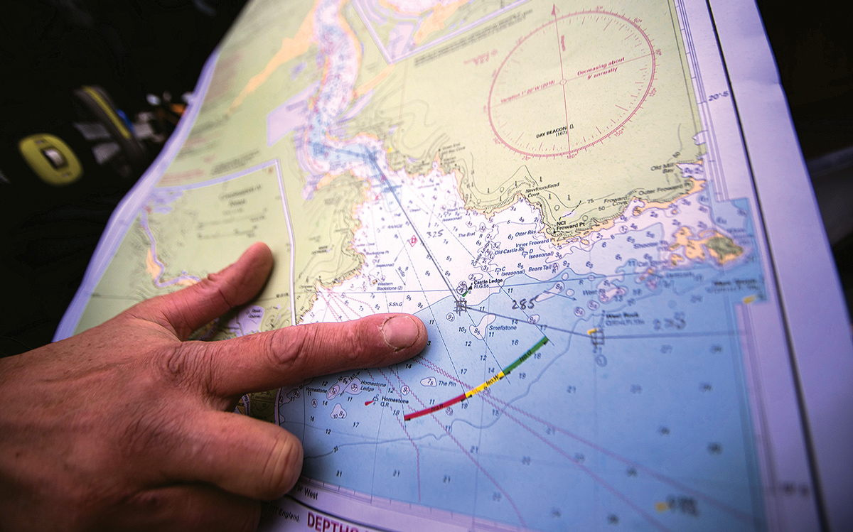 how-to-use-pilotage-skills-to-enter-any-harbour-chart-marking