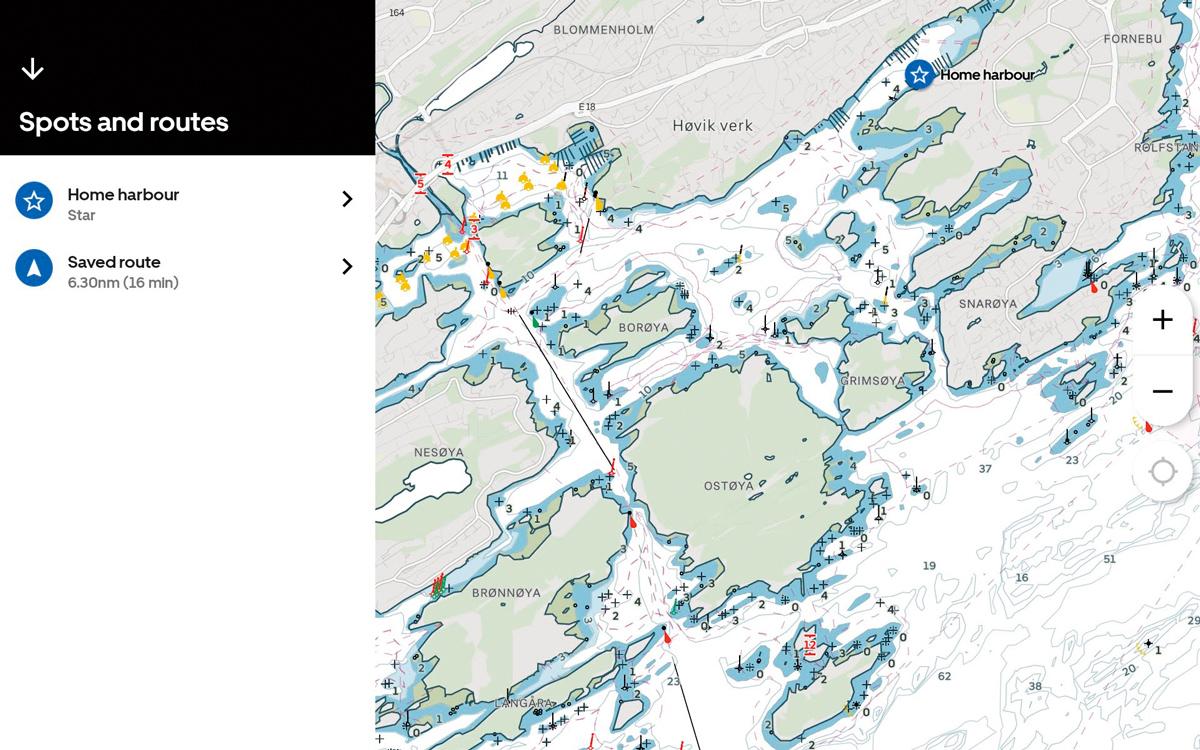orca-co-pilot-saved-routes-spots