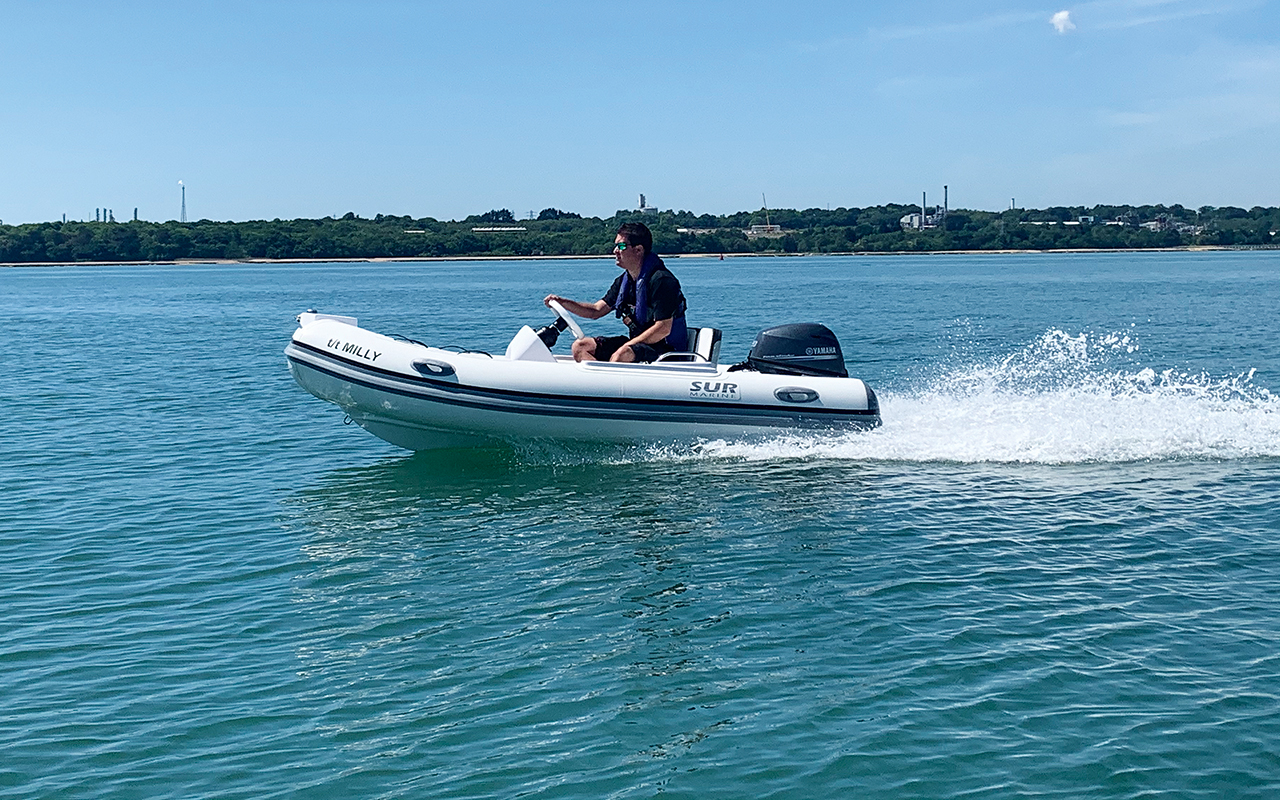 SUR Marine RIBs: Everything you need to know - Motor Boat & Yachting