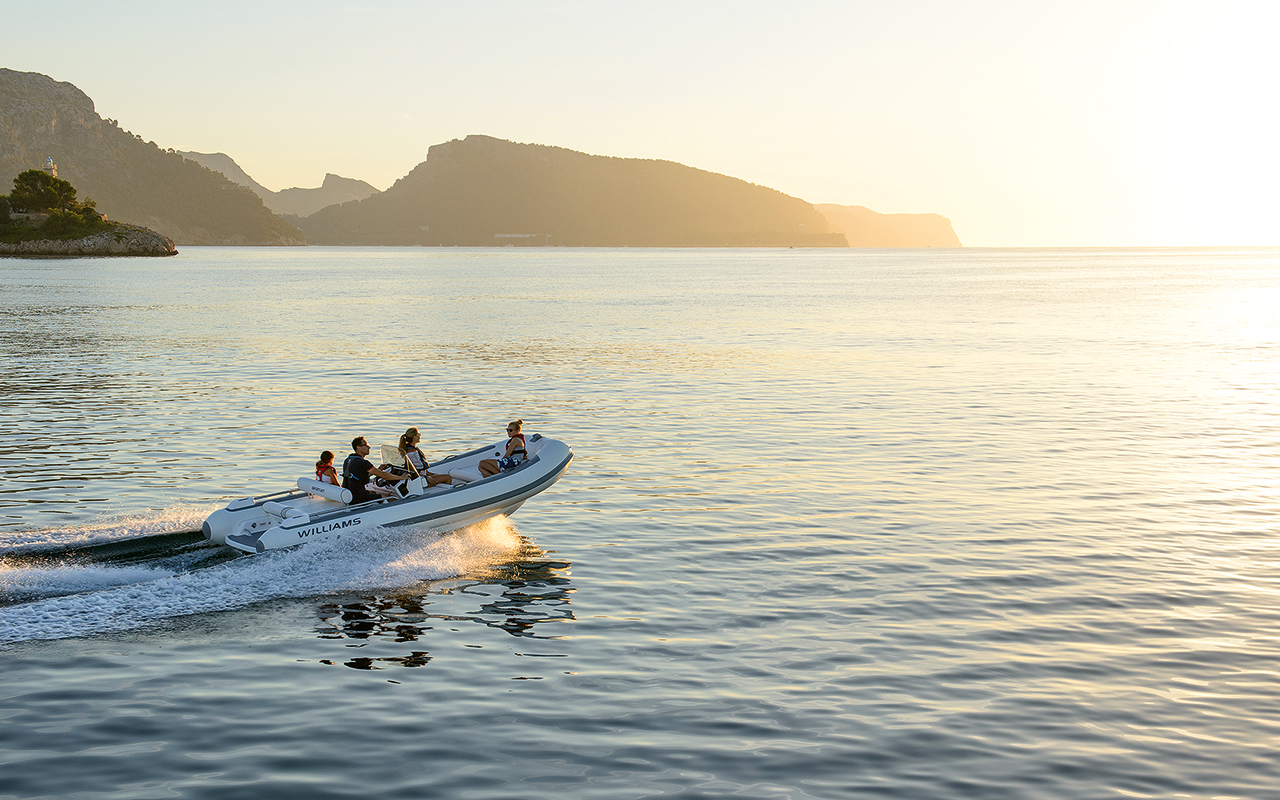 Williams Jet Tenders: Everything you need to know - Motor Boat & Yachting