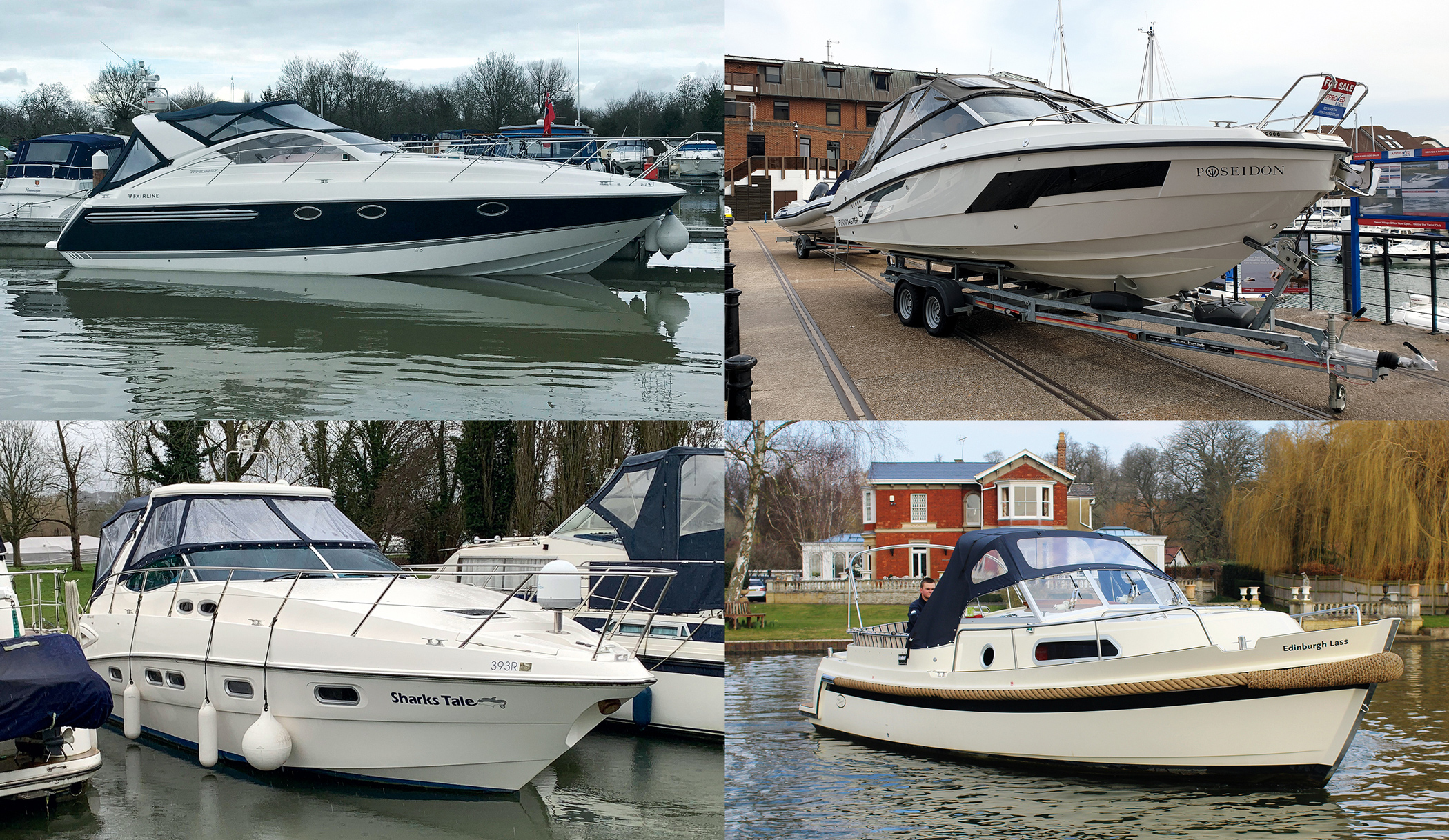4 of the best boats under £100,000: Secondhand buyer's guide