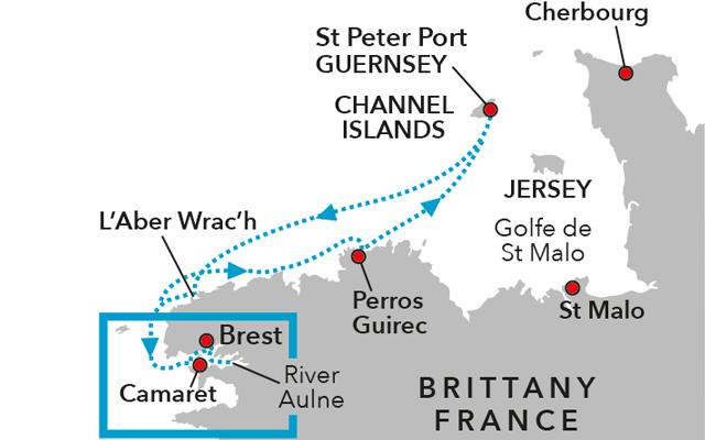 britanny-boating-map