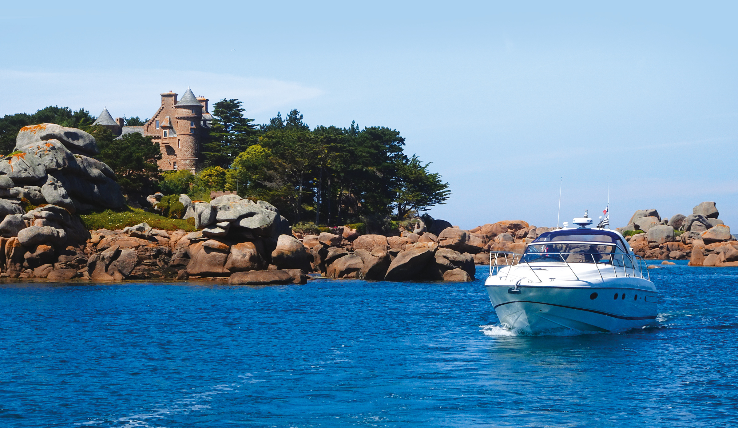 Brittany boating guide: Princess owners explore France's rugged coast