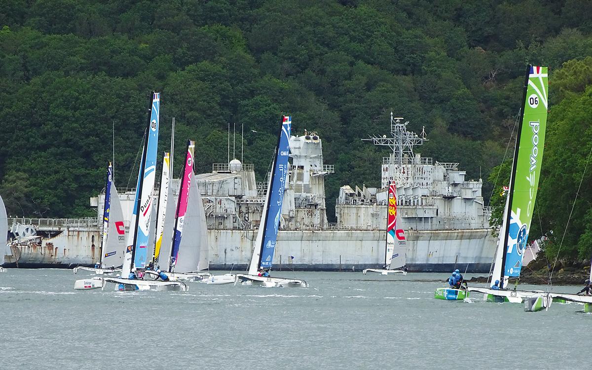 britanny-boating-river-aulne-warship-credit-colin-le-conte-david-corson