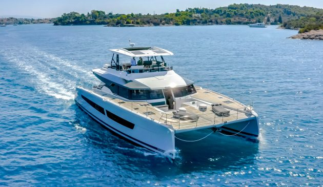 Fountaine-Pajot Power 67 first look: Taking catamaran luxury to the next level