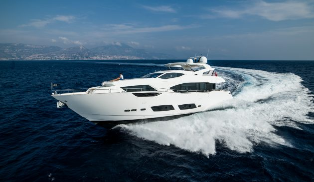 Sunseeker 95 yacht tour: Double decker owner's cabin caps off a masterful interior