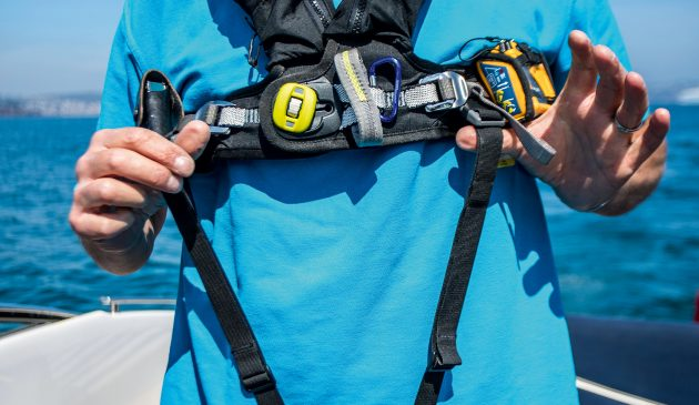 How to wear a lifejacket: Top tips for buying, fitting and maintaining your PFD