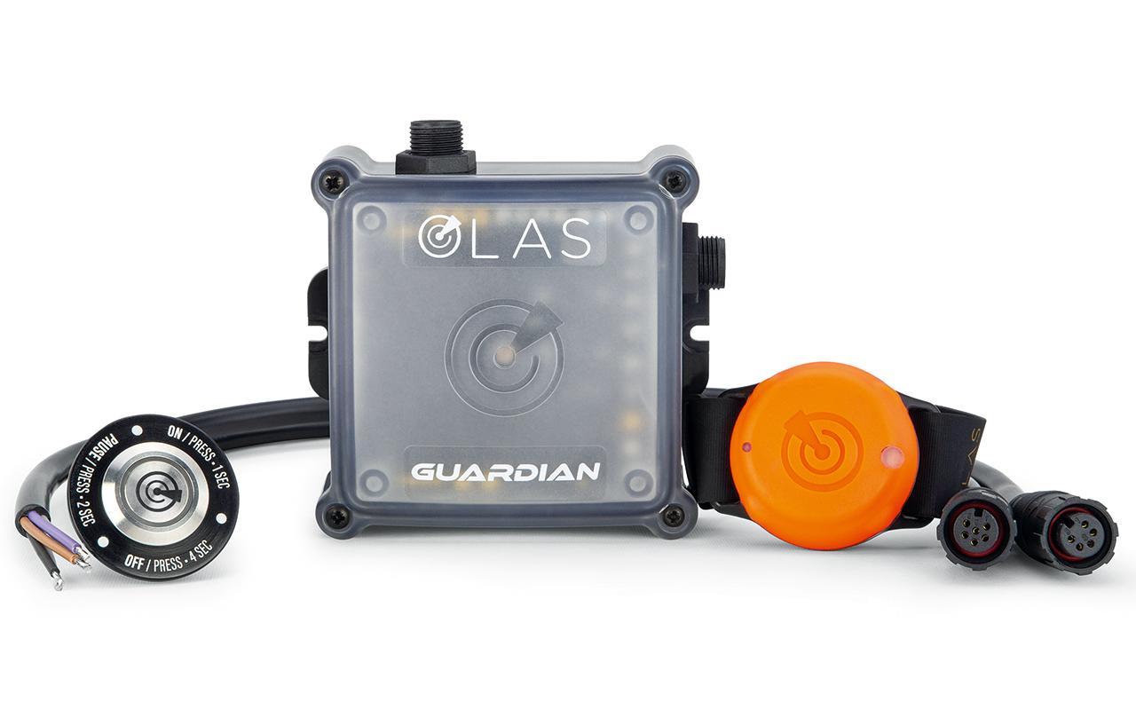Editor's Choice: OLAS Guardian wireless kill cord
