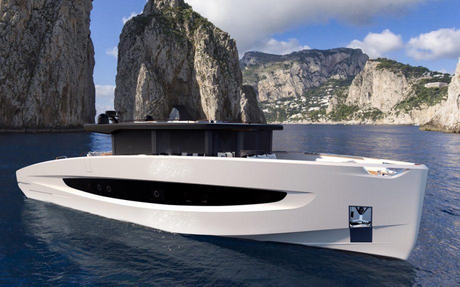 Evo-Yachts-Evo-V8-exterior-cannes-yachting-festival-2021