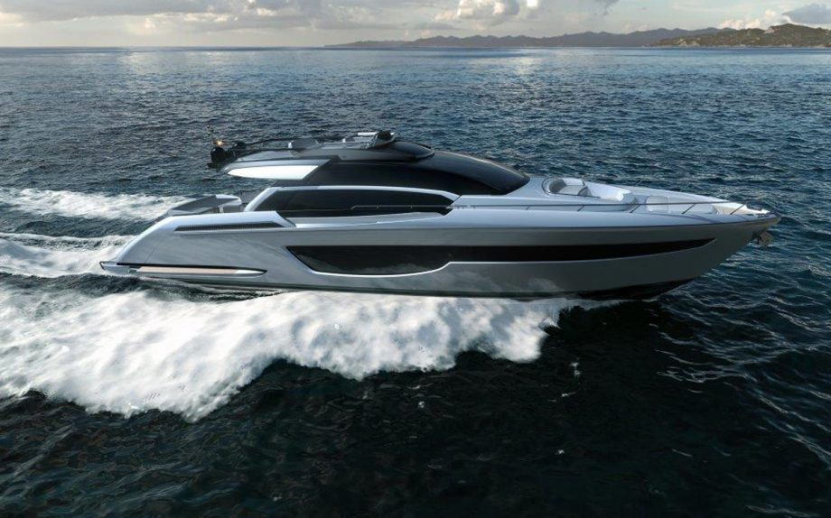 Riva-76-Perseo-Super-running-shot-cannes-yachting-festival-2021