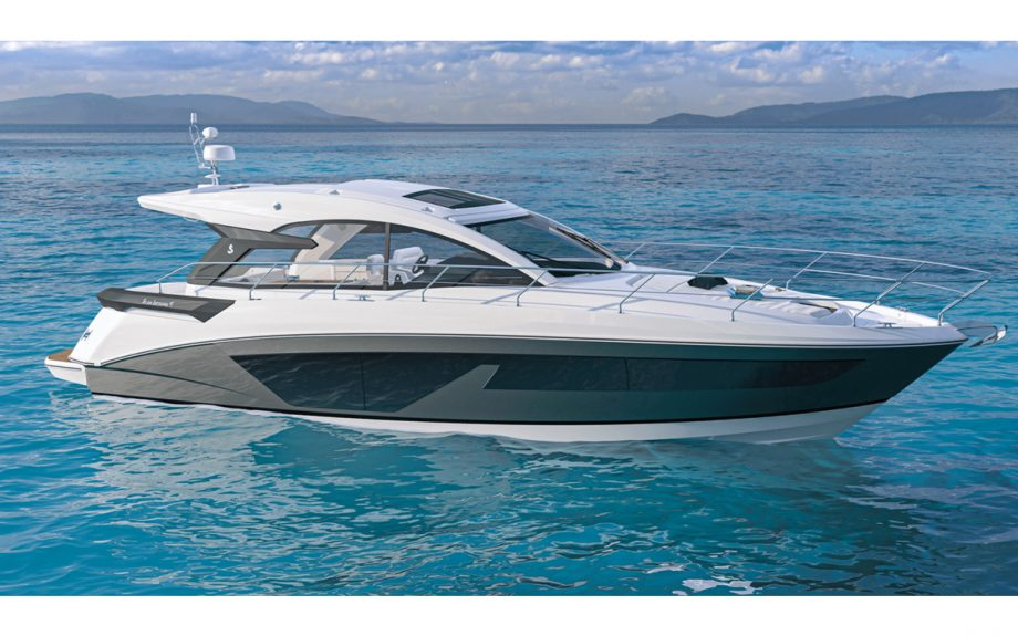 beneteau-gt45-side-view-cannes-yachting-festival-2021