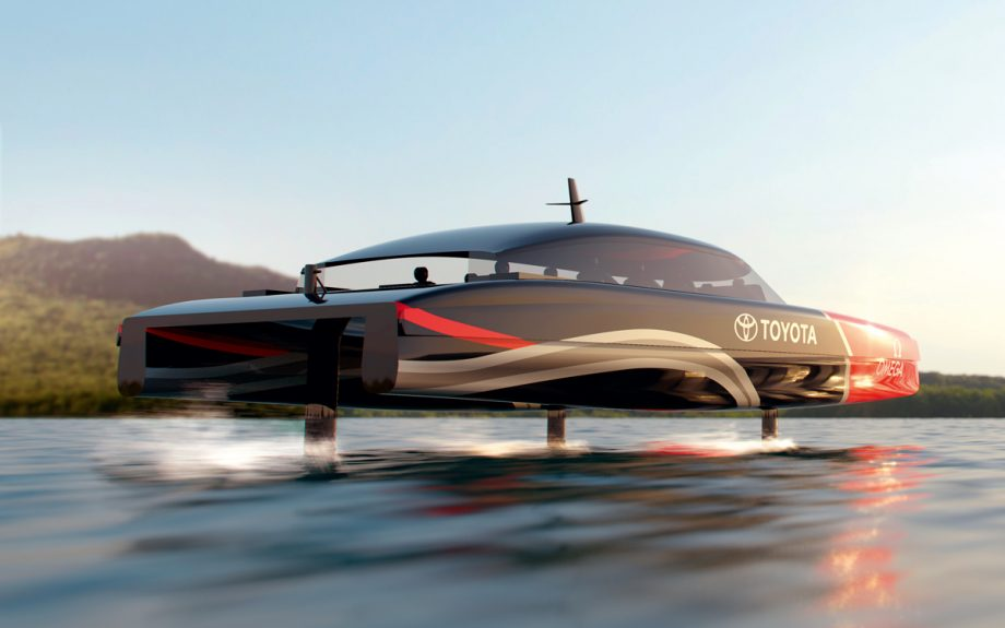 emirates-team-new-zealand-Hydrogen-foiling-chaseboat