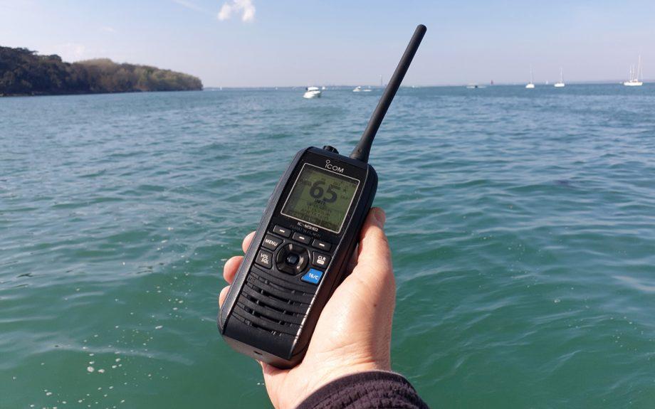 icom-ic-m94de-vhf-radio-tested-calshot