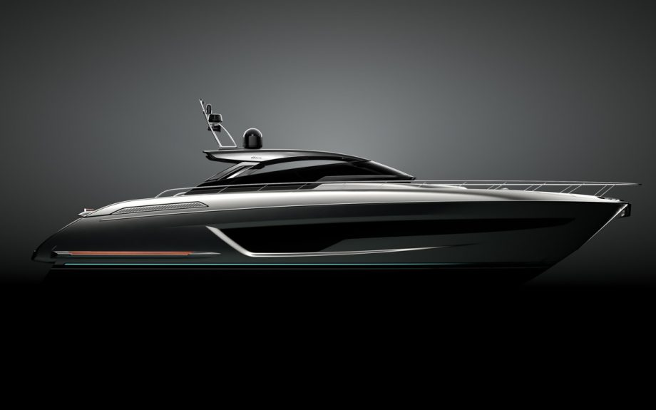 riva-68-Diable-side-view-cannes-yachting-festival-2021