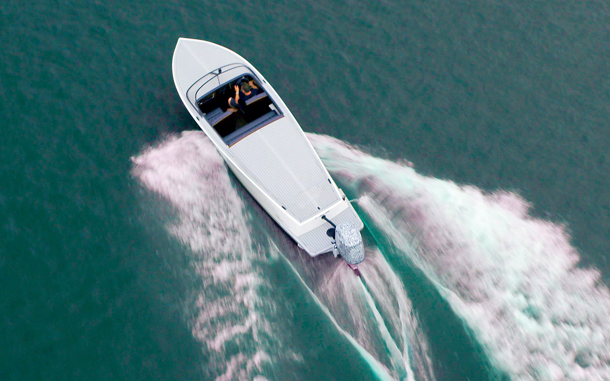 E-Motion 180: World's most powerful electric outboard takes aim at petrol rivals