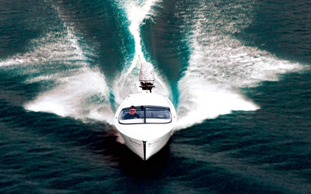 E-motion-180-most-powerful-electric-outboard-bow-running-shot