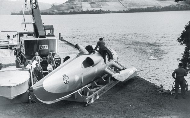 crusader-loch-ness-launch-Getty-Images