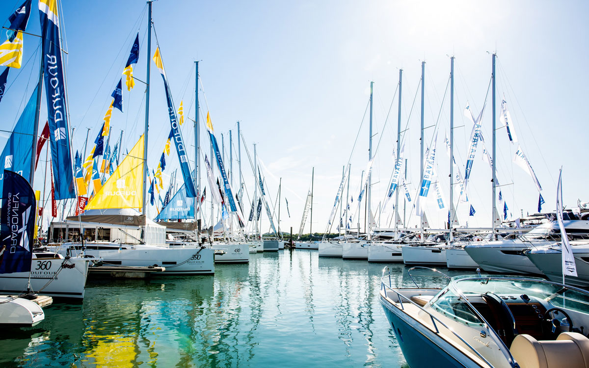 Southampton Boat Show tickets: Couples save £19 with our discount code