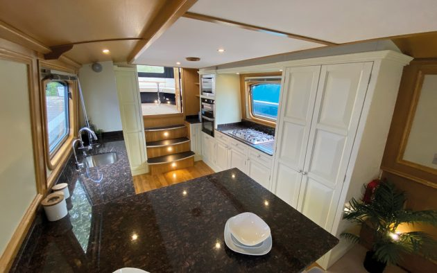 best-liveaboard-boats-aqualine-canterbury-62-galley