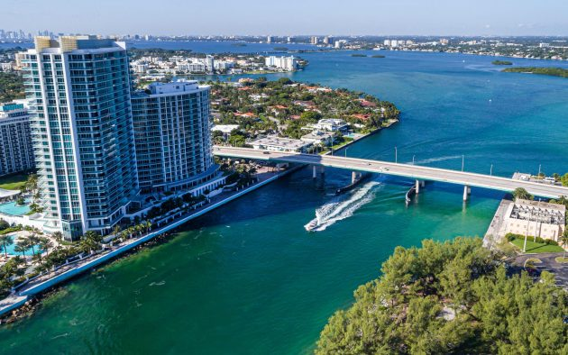 Appearance's can be deceptive - this is Miami's trickiest inlet to navigate. Photo: Alamy / Jeffrey Isaac Greenberg