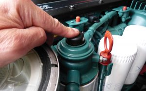 How to replace your boat's fuel filters