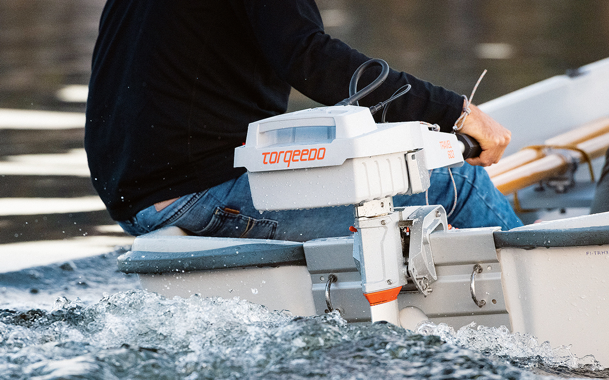Torqeedo 603 Travel first look: Mid-range electric outboard looks the business