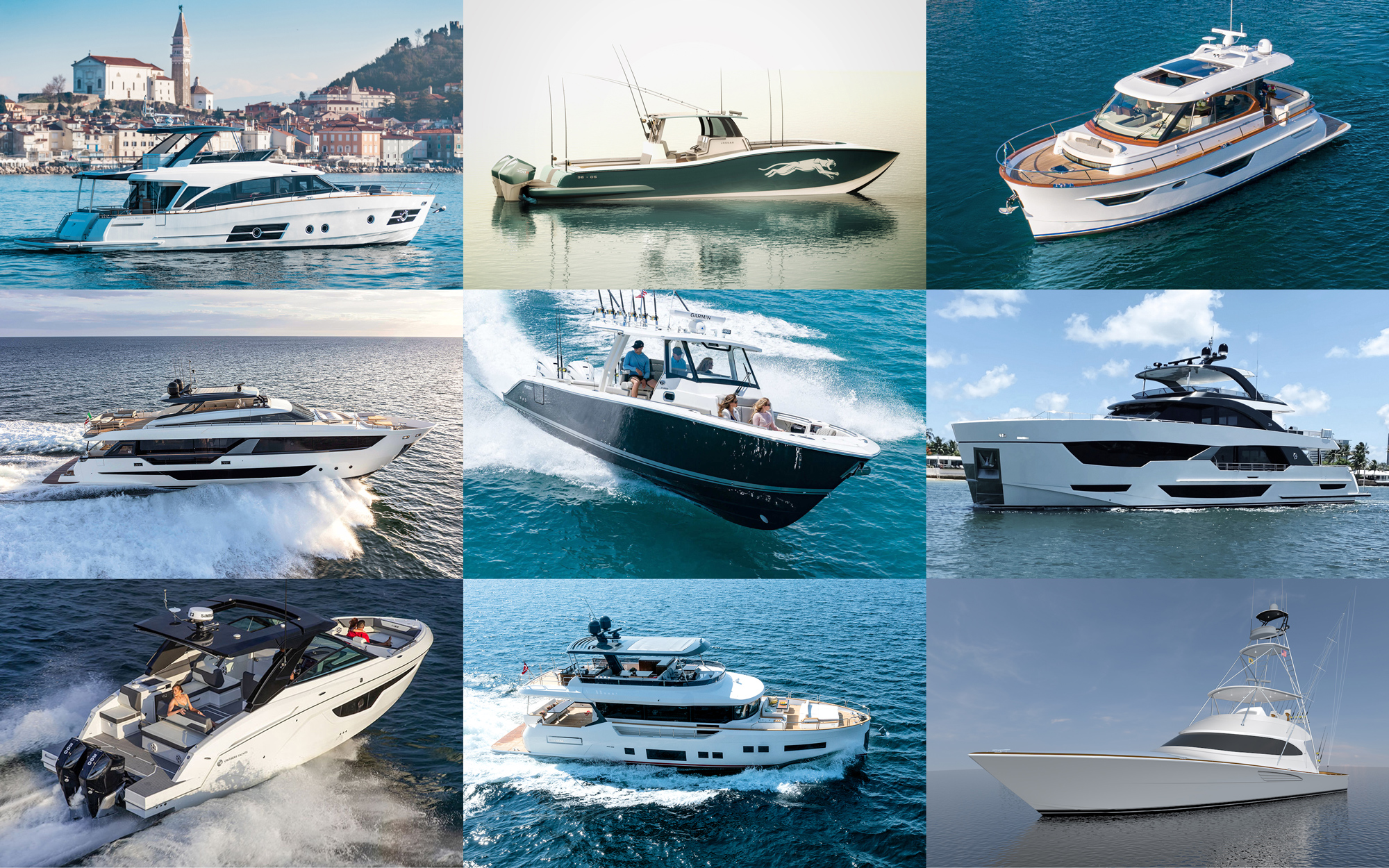 11 of the best new boats at the 2021 Fort Lauderdale Boat Show